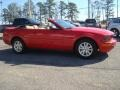 2007 Torch Red Ford Mustang V6 Deluxe Convertible  photo #7
