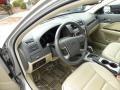 2010 Smokestone Metallic Ford Fusion SEL V6  photo #4