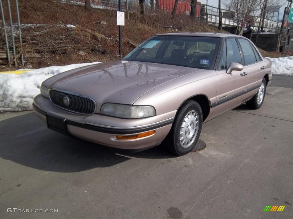 Platinum Beige Metallic 1999 Buick Lesabre Custom Sedan