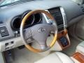 Parchment Dashboard Photo for 2009 Lexus RX #45059897