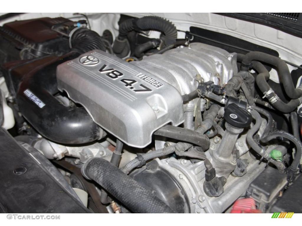 2004 Toyota 4runner Sport Edition 4 7 Liter Dohc 32