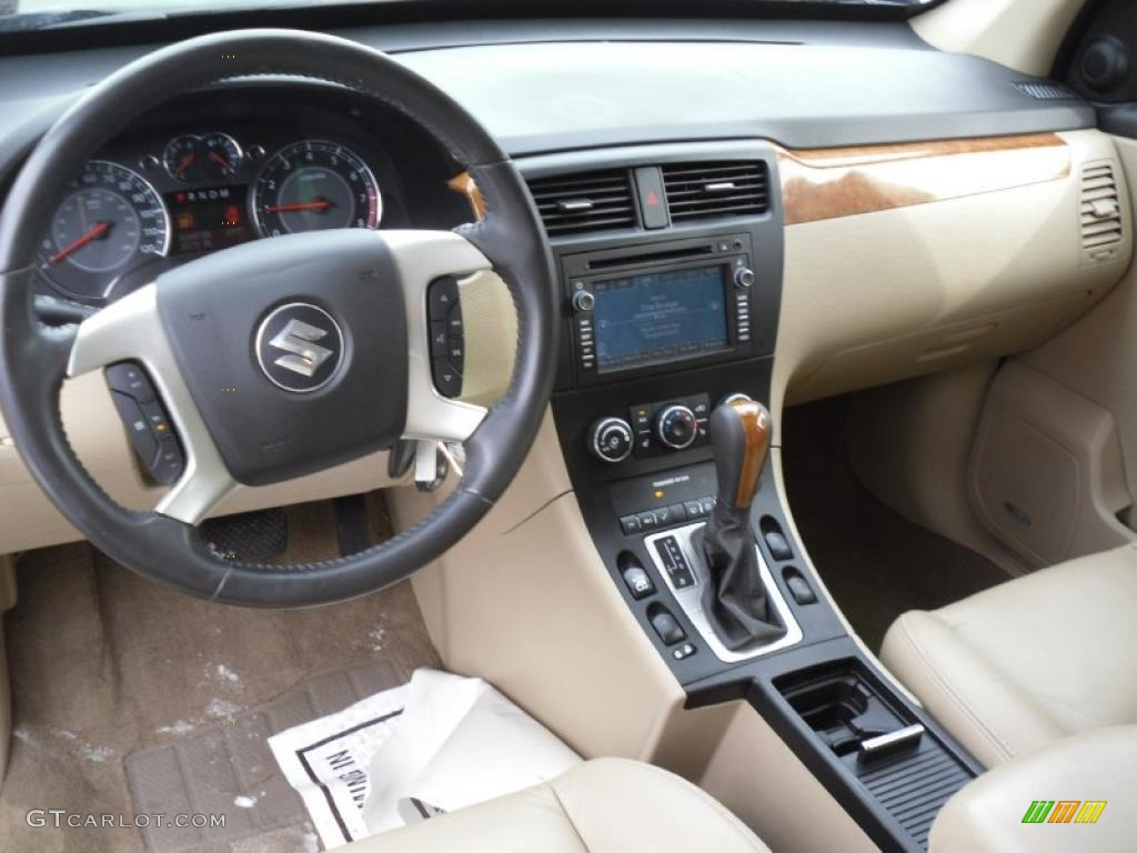 beige interior 2008 suzuki xl7 limited photo 45077793 gtcarlot com gtcarlot com