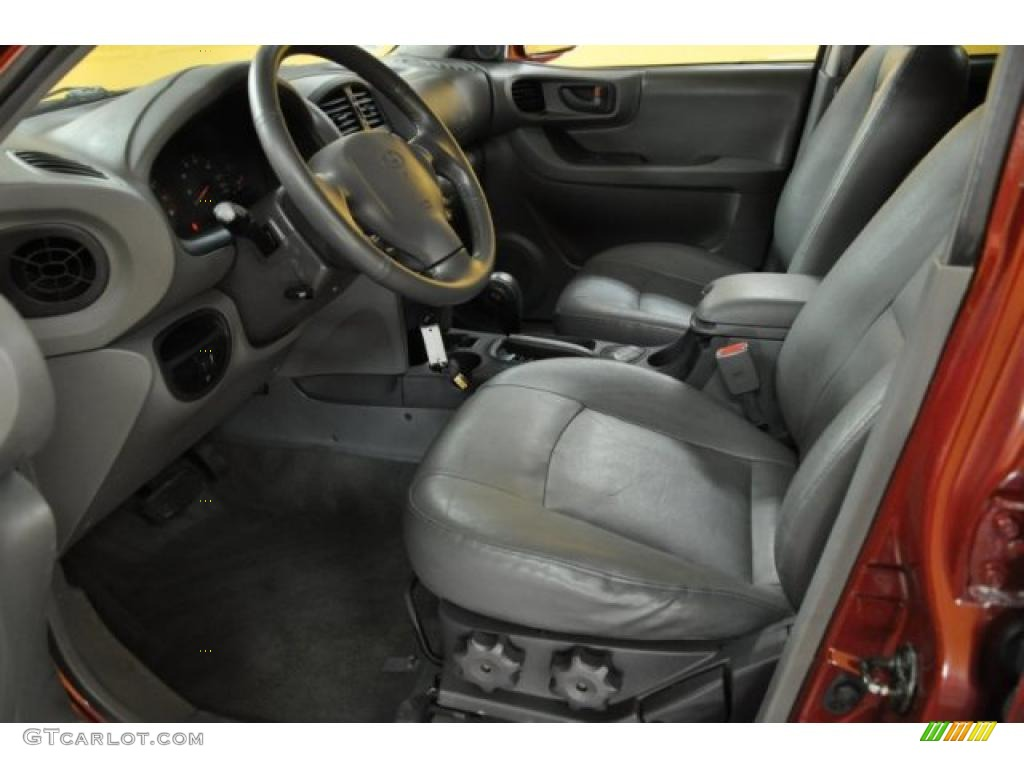 Interior 45086601 on 2005 hyundai santa fe