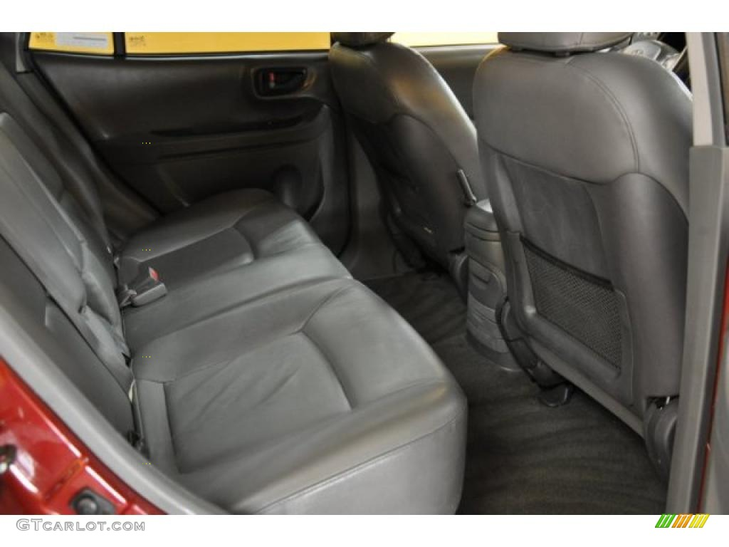 2002 Hyundai Santa Fe Lx Interior Photo 45086646
