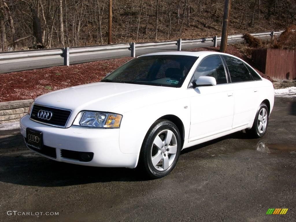 2003 Polar White Audi A6 3 0 Quattro Sedan 4498969 Gtcarlot Com Car Color Galleries