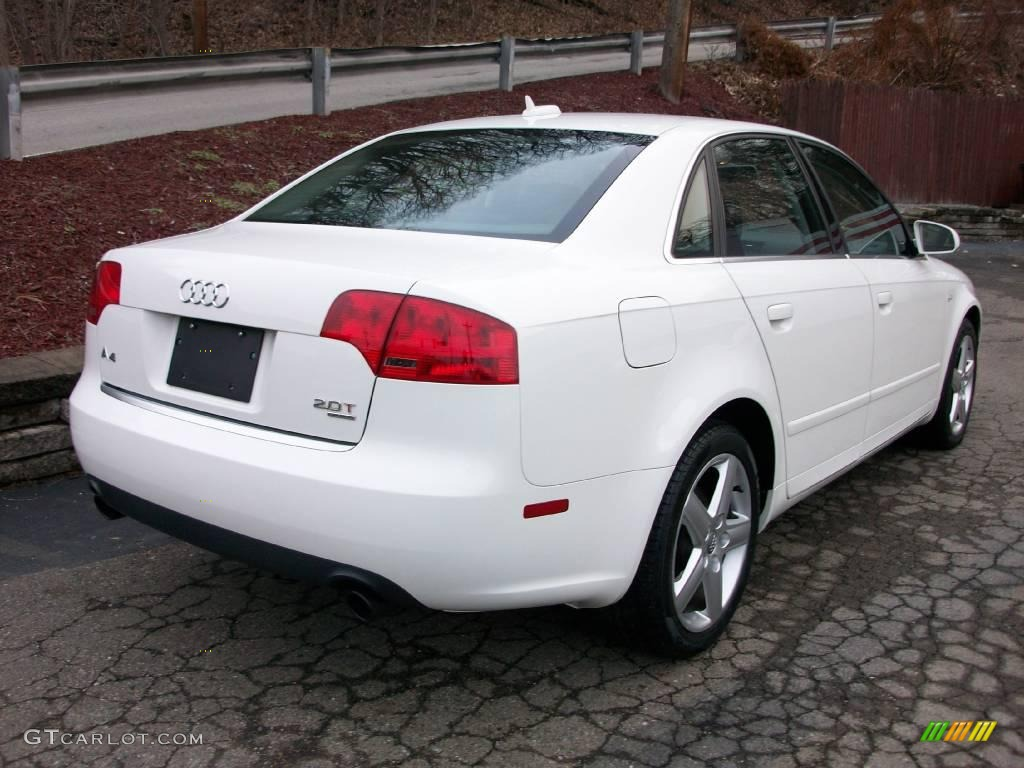 2005 arctic white audi a4 2 0t quattro sedan 4498957 photo 5 car color galleries. Black Bedroom Furniture Sets. Home Design Ideas