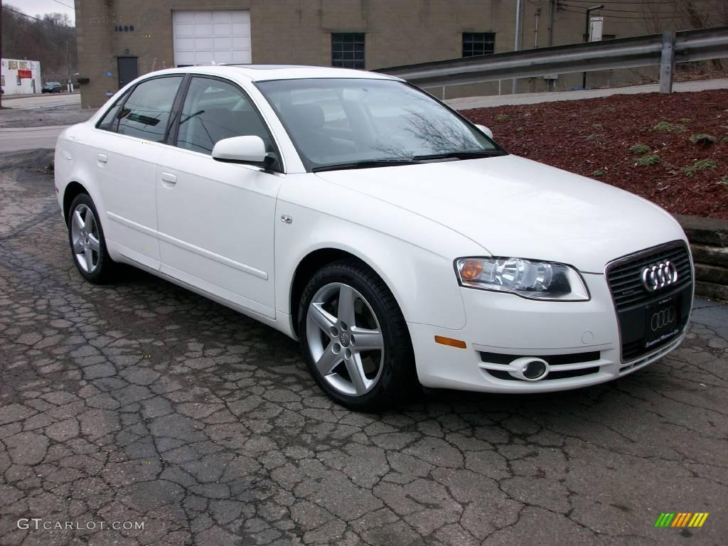 2005 arctic white audi a4 2 0t quattro sedan 4498957. Black Bedroom Furniture Sets. Home Design Ideas