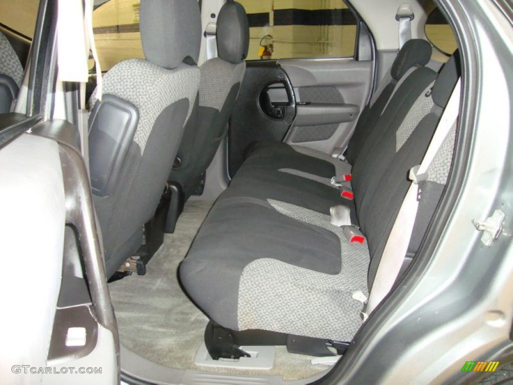 2004 pontiac aztek standard aztek model interior photo 45096949