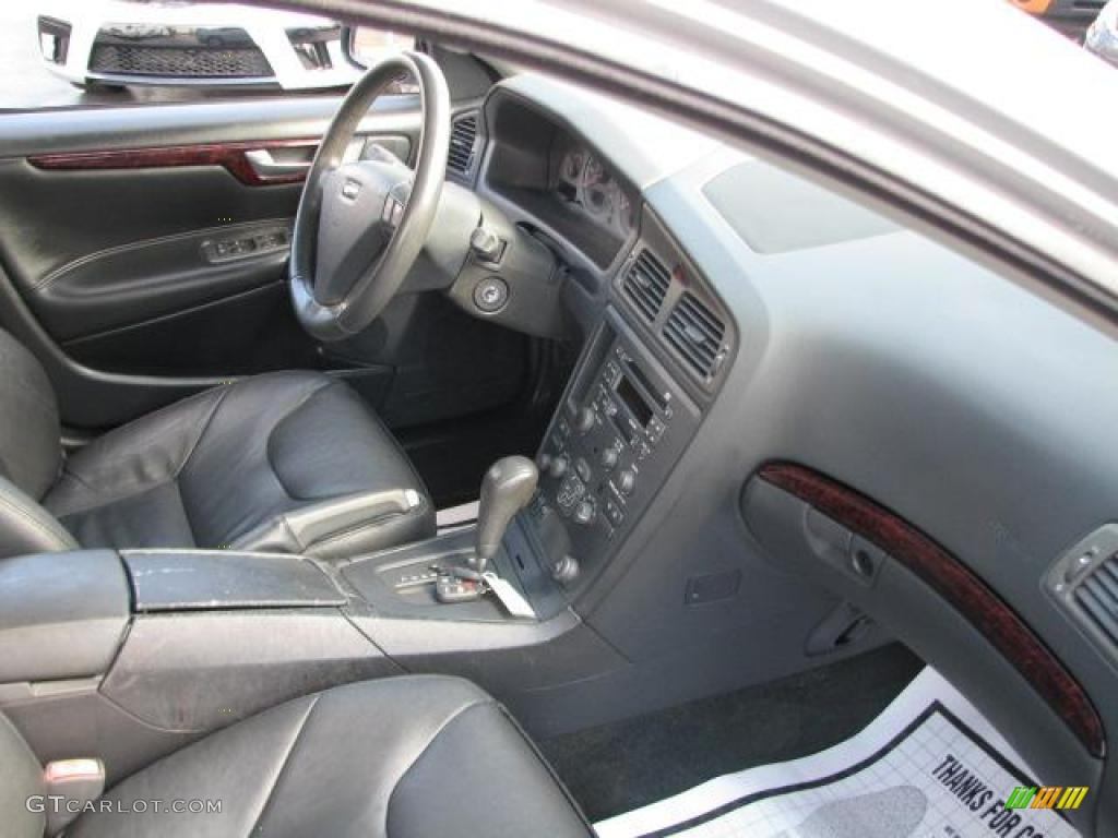 graphite interior 2002 volvo s60 2 4t photo 45097518. Black Bedroom Furniture Sets. Home Design Ideas