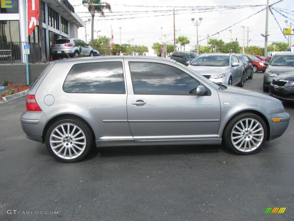 silverstone grey 2004 volkswagen gti 1 8t exterior photo. Black Bedroom Furniture Sets. Home Design Ideas