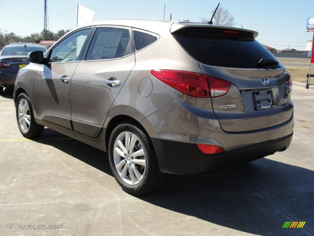 chai bronze 2011 hyundai tucson limited exterior photo. Black Bedroom Furniture Sets. Home Design Ideas