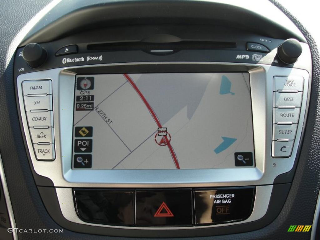 2011 hyundai tucson limited navigation photos. Black Bedroom Furniture Sets. Home Design Ideas