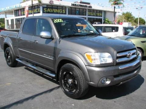 2005 Toyota Tundra X-SP Double Cab Data, Info and Specs