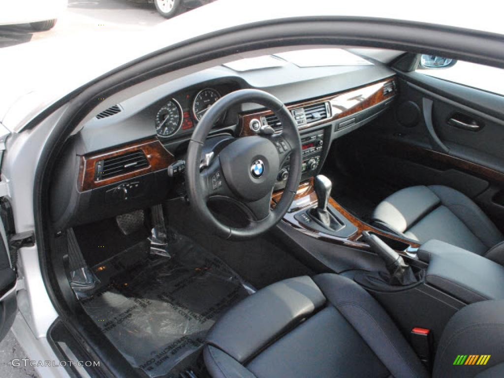 Black interior 2008 bmw 3 series 328i coupe photo 45101120 gtcarlot com