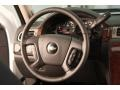 Ebony Steering Wheel Photo for 2011 Chevrolet Silverado 1500 #45106556