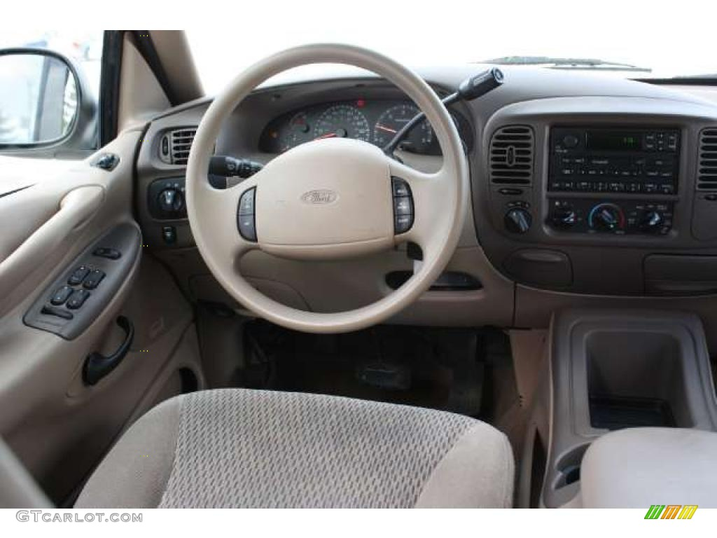 1999 Ford Expedition Interior Dimensions