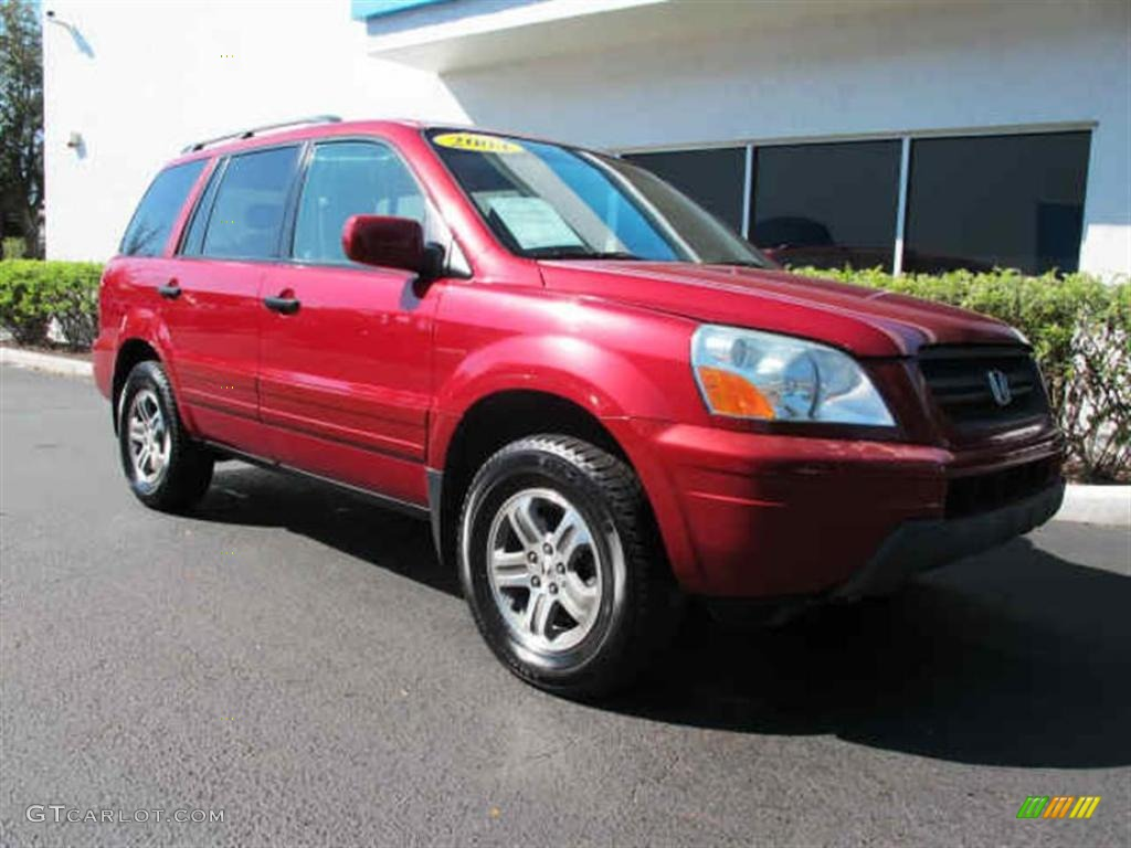 redrock pearl honda pilot  wd  photo  gtcarlotcom car color galleries