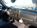 2011 Black Chevrolet Silverado 1500 LT Extended Cab 4x4  photo #8