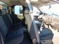 2011 Black Chevrolet Silverado 1500 LT Extended Cab 4x4  photo #9
