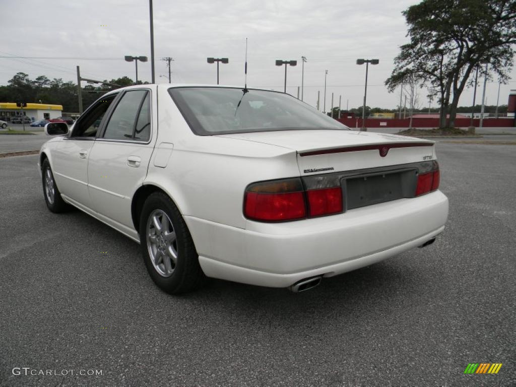 white diamond 1999 cadillac seville sts exterior photo. Cars Review. Best American Auto & Cars Review