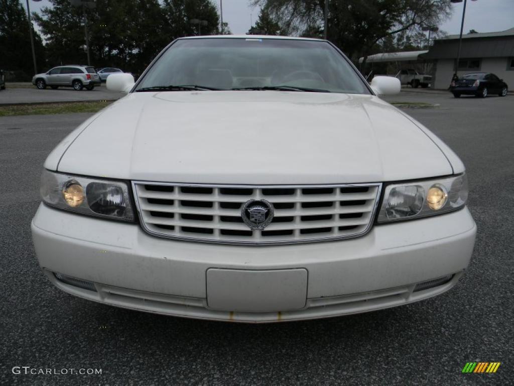 White Diamond 1999 Cadillac Seville Sts Exterior Photo