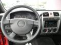 2009 GMC Canyon Medium Pewter Interior Dashboard Photo