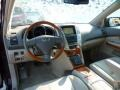 Parchment Prime Interior Photo for 2009 Lexus RX #45136467