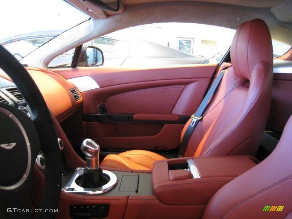 chancellor red interior 2011 aston martin v12 vantage coupe photo 45136671. Black Bedroom Furniture Sets. Home Design Ideas