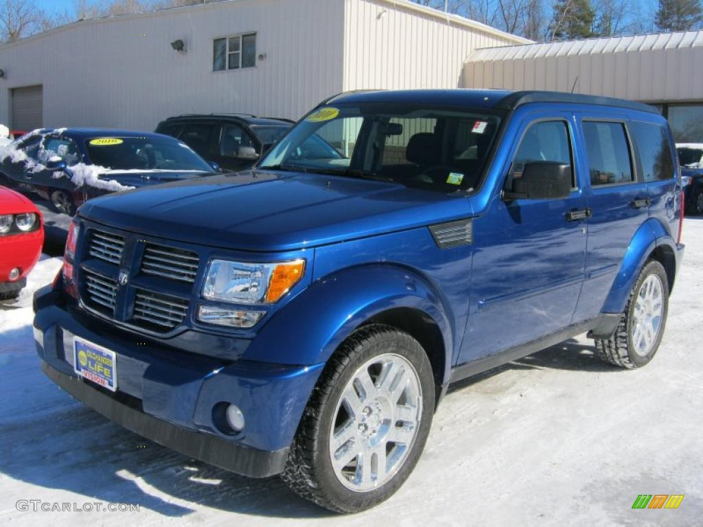 2010 deep water blue pearl dodge nitro heat 4x4 45105008 car color galleries. Black Bedroom Furniture Sets. Home Design Ideas