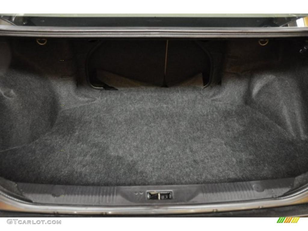 on 1999 Nissan Maxima Interior