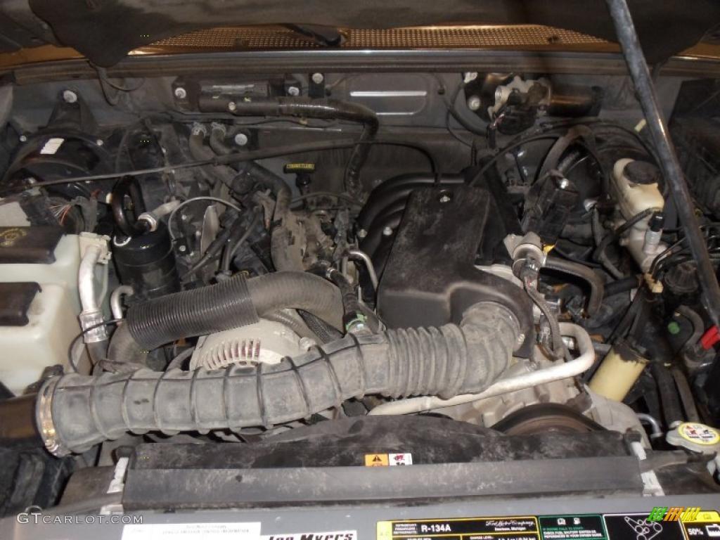 2006 Ford Ranger Xl Supercab 3 0 Liter Ohv 12v Vulcan V6