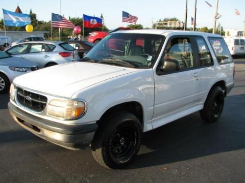 1995 Ford Explorer XL Data, Info and Specs