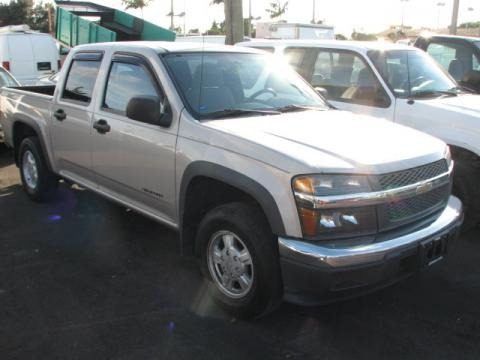 2004 Chevrolet Colorado LS Crew Cab Data, Info and Specs