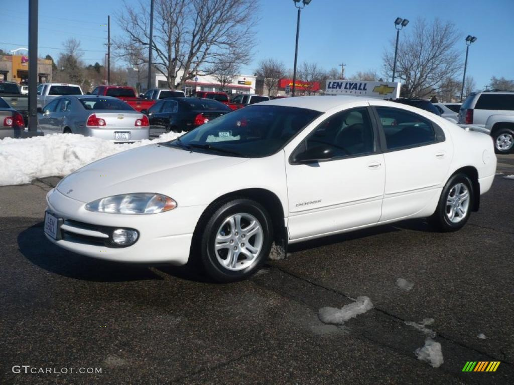 Stone White 1999 Dodge
