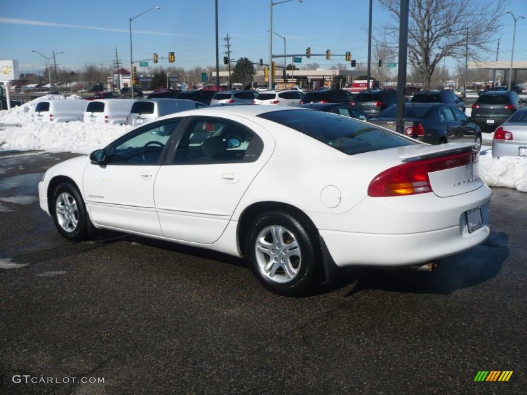 Stone White 1999 Dodge Intrepid ES Exterior Photo #45173203 | GTCarLot ...