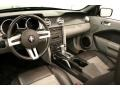 Black/Dove Accent Interior Photo for 2007 Ford Mustang #45173963