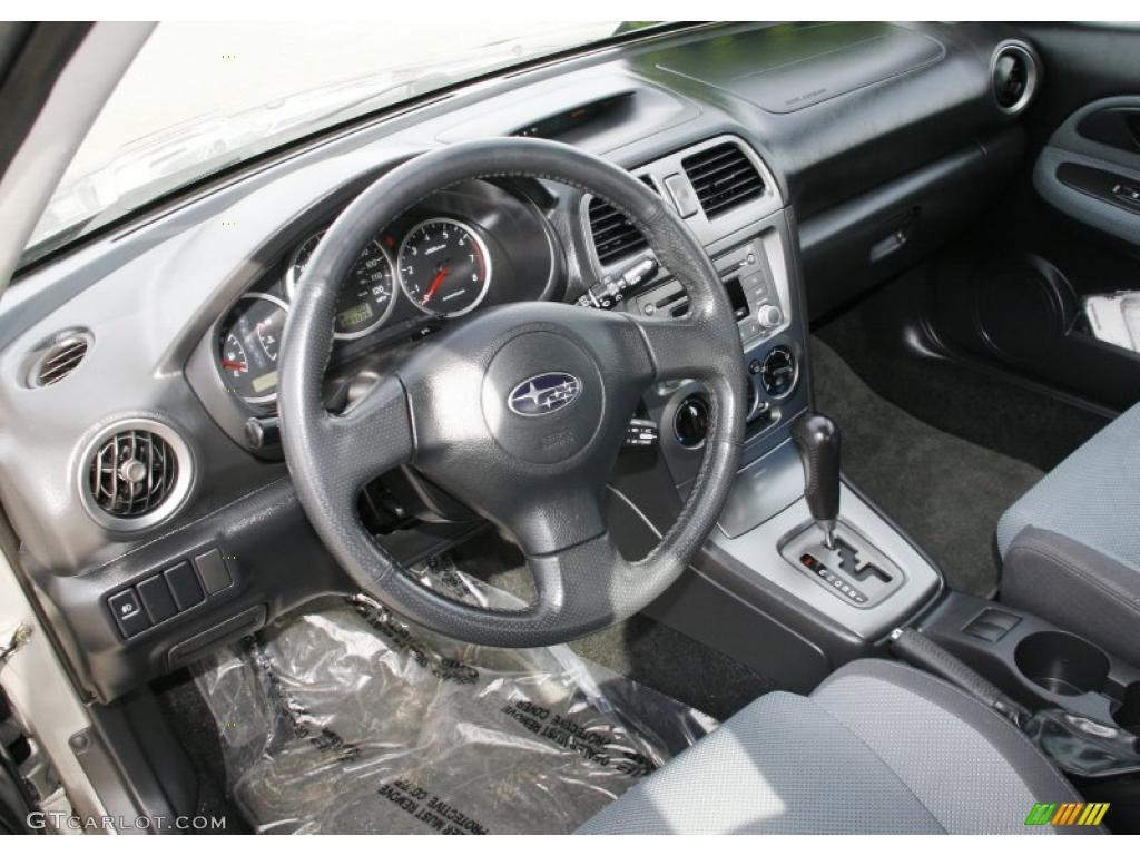2006 Subaru Impreza Outback Sport Wagon Interior Photo