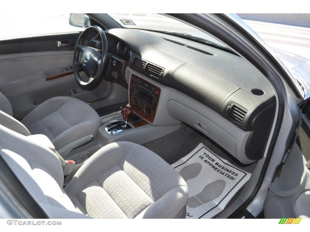 2002 Volkswagen Passat Gls V6 Wagon Interior Photo 45186545