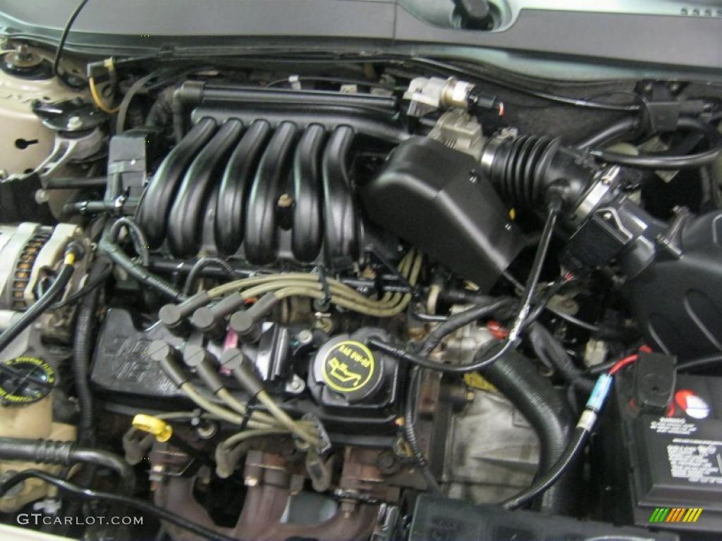 2001 Ford Taurus Lx 3 0 Liter Ohv 12