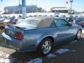 2007 Windveil Blue Metallic Ford Mustang GT Premium Convertible  photo #3