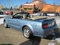 2007 Windveil Blue Metallic Ford Mustang GT Premium Convertible  photo #11