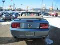 2007 Windveil Blue Metallic Ford Mustang GT Premium Convertible  photo #12