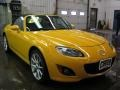 Competition Yellow 2009 Mazda MX-5 Miata Gallery
