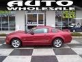 2007 Redfire Metallic Ford Mustang GT Deluxe Coupe  photo #1