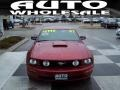 2007 Redfire Metallic Ford Mustang GT Deluxe Coupe  photo #2