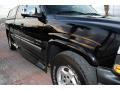 2002 Onyx Black Chevrolet Silverado 1500 LT Extended Cab 4x4  photo #14