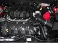 2011 Red Candy Metallic Ford Fusion SEL V6  photo #31