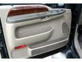 Medium Parchment Door Panel Photo for 2000 Ford F250 Super Duty #45201557