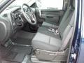 2011 Imperial Blue Metallic Chevrolet Silverado 1500 LT Crew Cab 4x4  photo #20