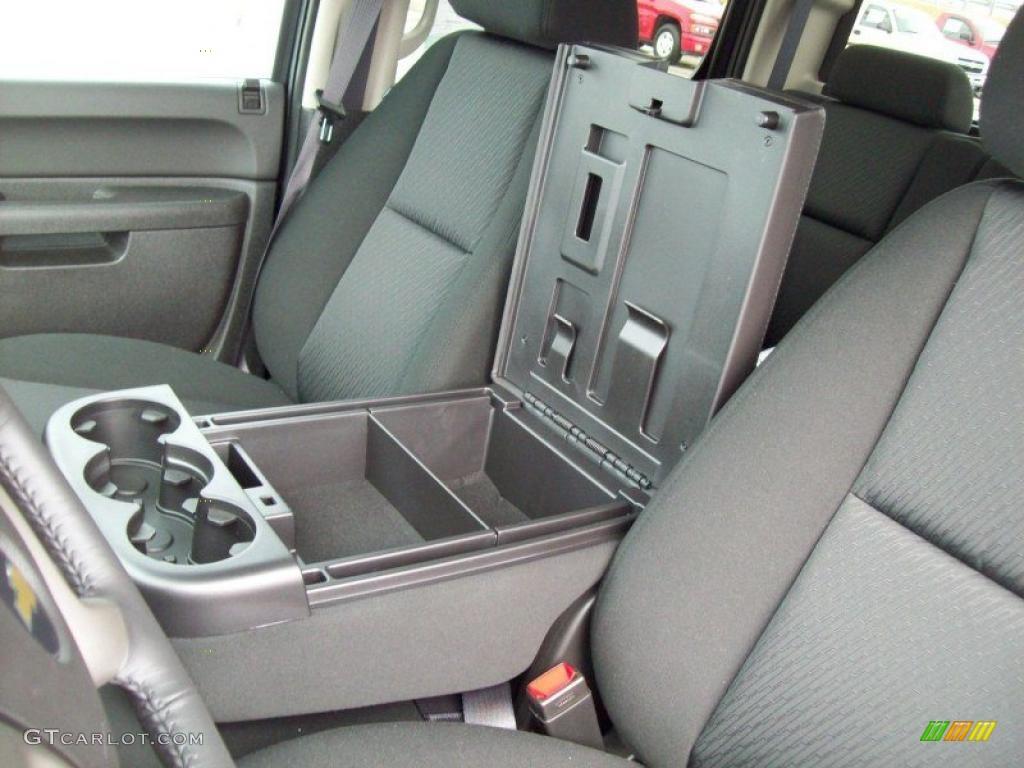 2011 Silverado 1500 LT Crew Cab 4x4 - Imperial Blue Metallic / Ebony photo #24